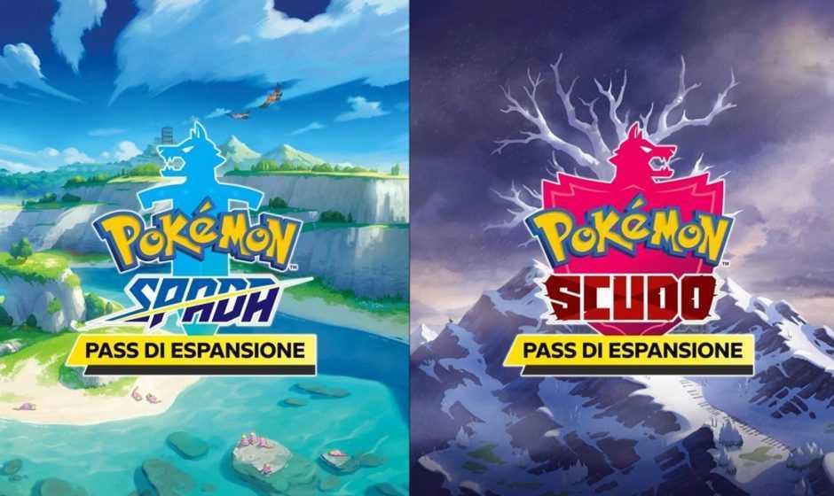 Pokémon Spada e Scudo: il trailer svela le aree del secondo DLC