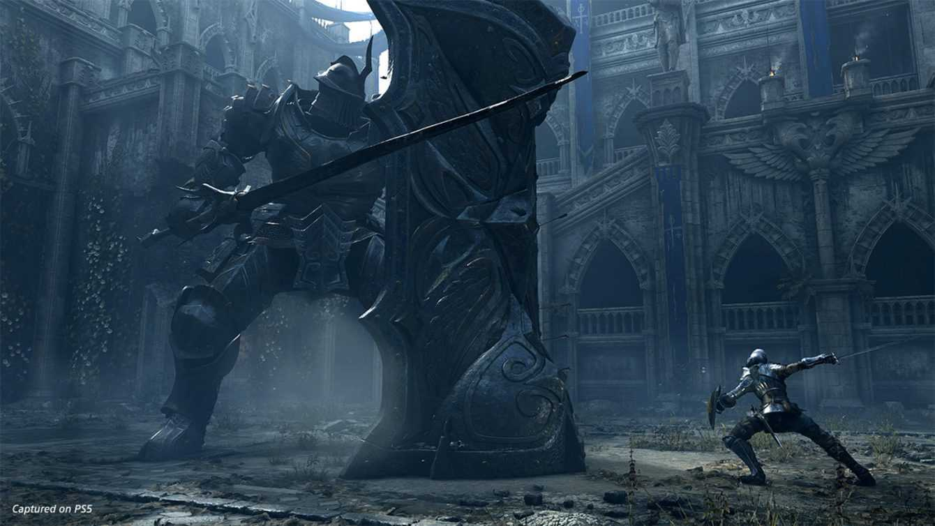 Demon's Souls: ecco come sfrutterà il DualSense di PS5