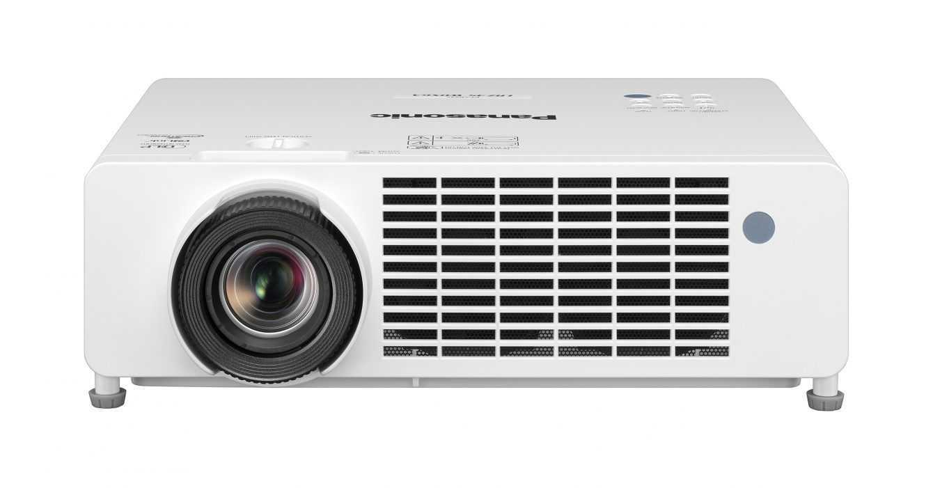 Panasonic: nuovi proiettori LED RGB PT-LRZ35