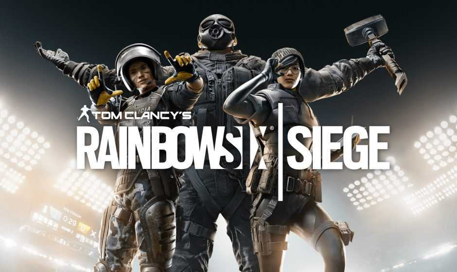 Rainbow Six Siege: weekend gratuito in arrivo