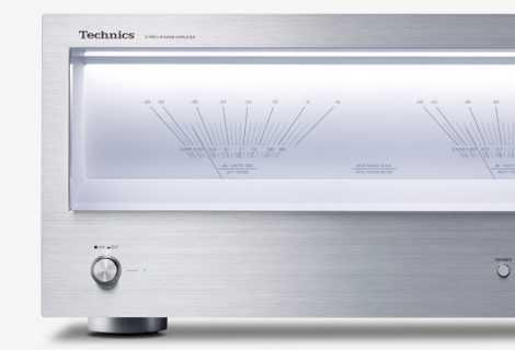 Technics annuncia un nuovo amplificatore integrato Reference Class