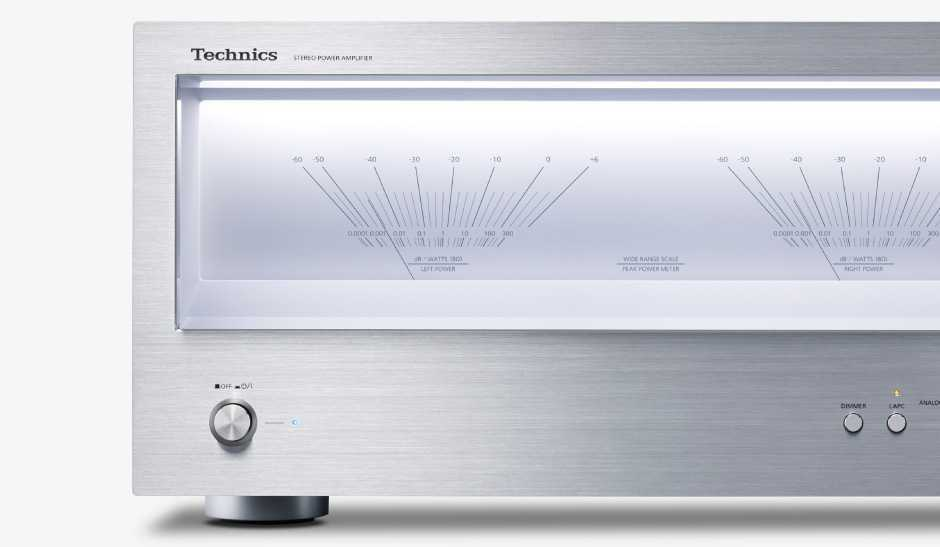 Technics annuncia un nuovo amplificatore integrato Reference Class