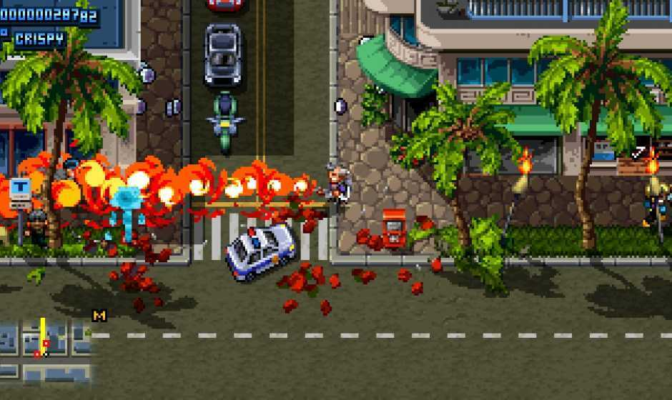 Shakedown: Hawaii arriva su Steam, Wii U e Wii