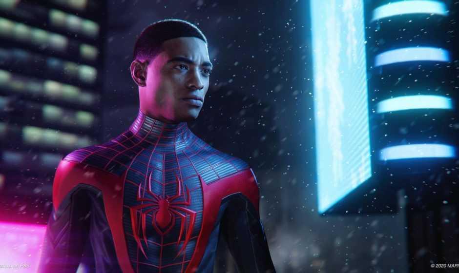 Spider-Man Miles Morales: il gioco arriverà anche su PS4