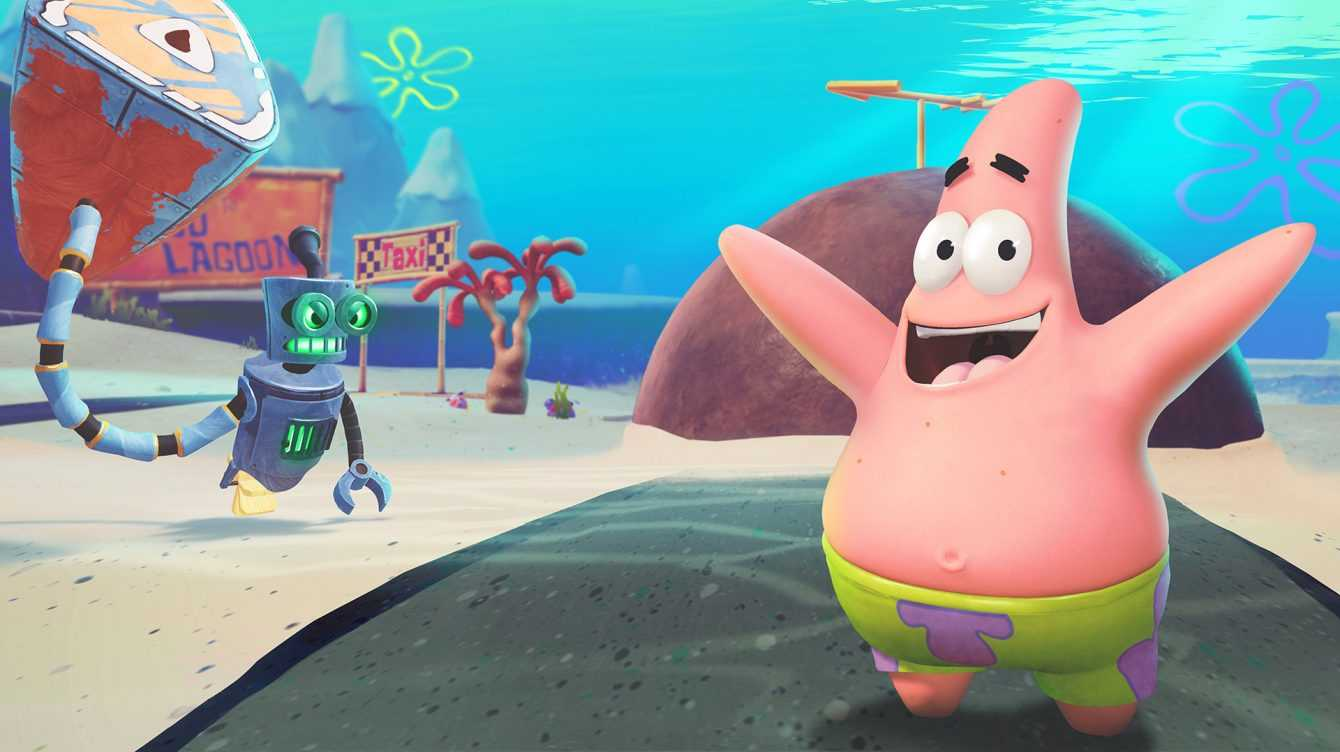 Recensione SpongeBob SquarePants: Battle for Bikini Bottom - Rehydrated