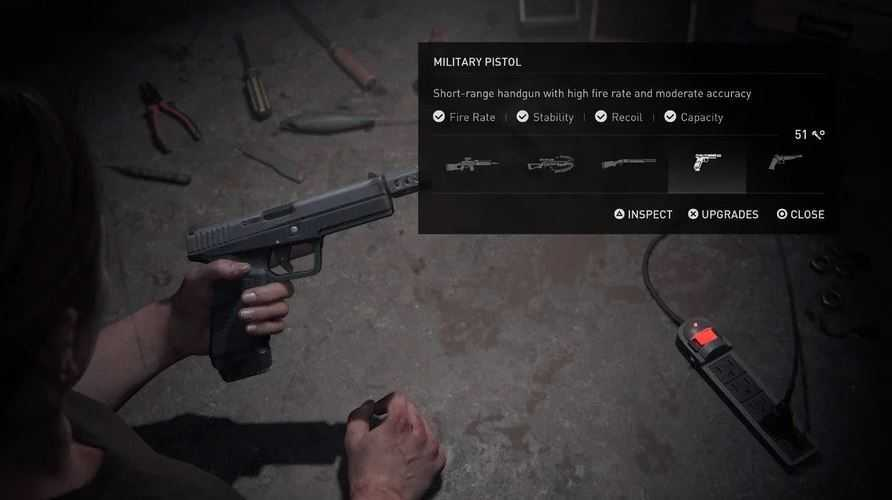 The Last of Us 2: ecco la guida su dove trovare tutte le armi