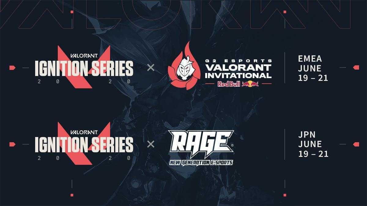 Valorant: annunciate le Ignition Series, parte il competitivo