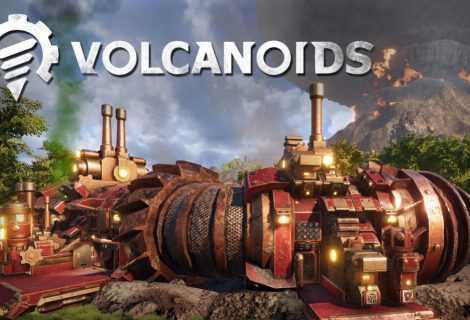 Anteprima Volcanoids: un viaggio verso il cuore del vulcano