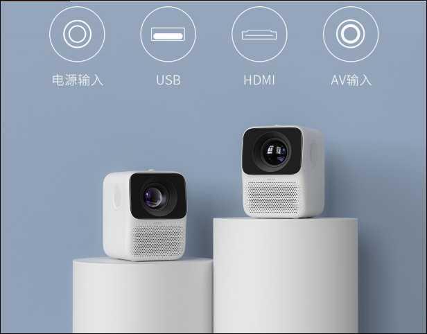 Xiaomi Wanbo T2: proiettore low cost da 75 euro