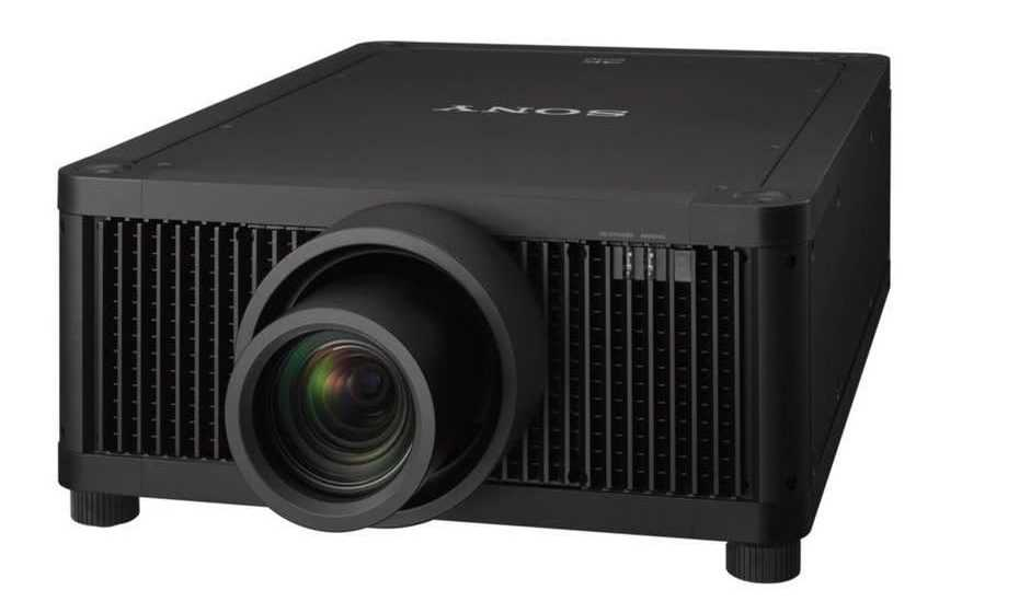 Sony VPL-GTZ380: proiettore laser professionale SXRD 4K