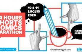 ShorTS International Film Festival: ecco la Comics Marathon