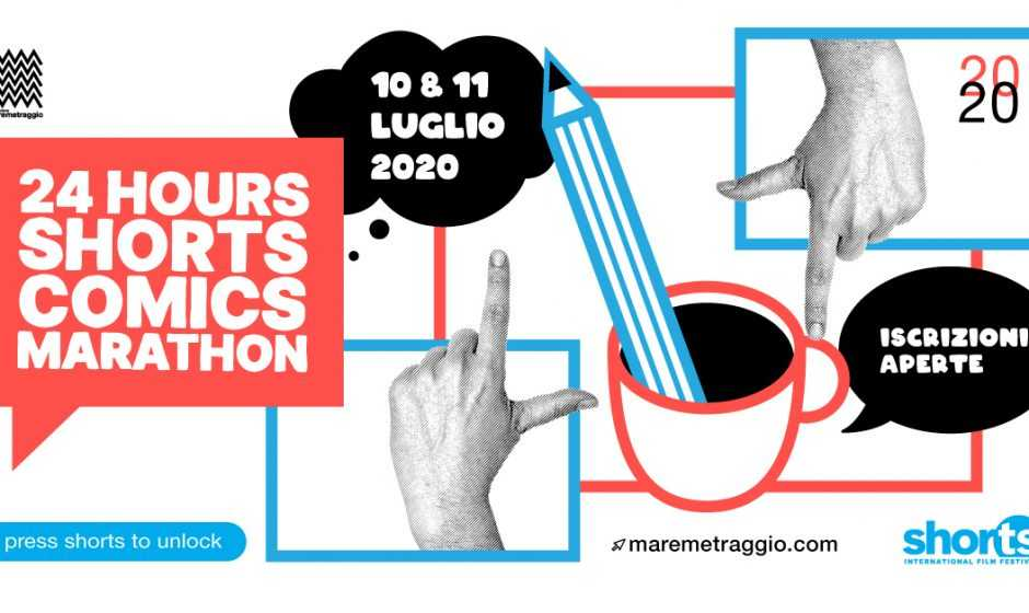 ShorTS International Film Festival: ecco la Comics Marathon