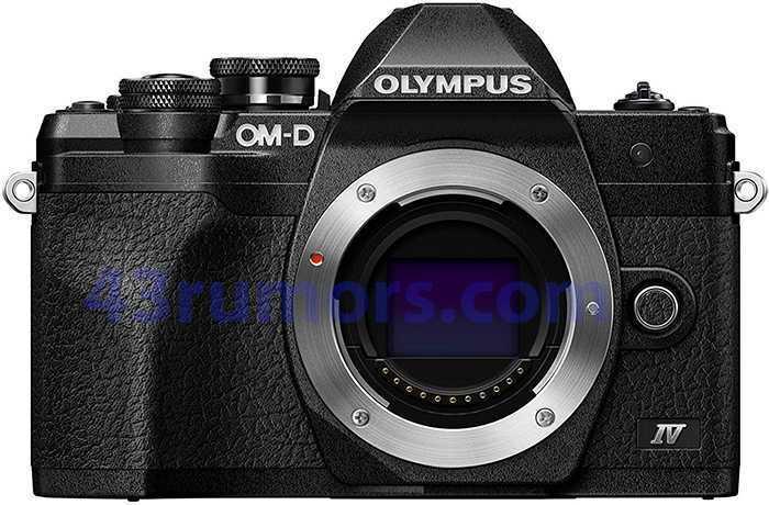 Olympus OM-D E-M10 Mark IV: prime specifiche in attesa dell'annuncio