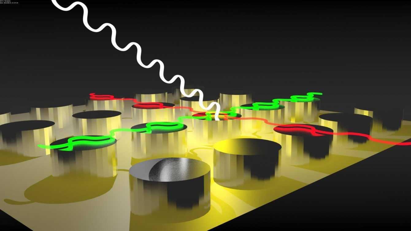 Chip plasmonici: integrazione di fotonica ed elettronica