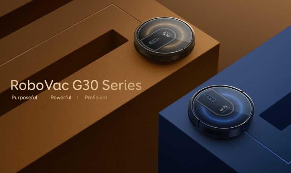 Anker: annunciato l'arrivo in Italia del nuovo eufy RoboVac G30 Edge