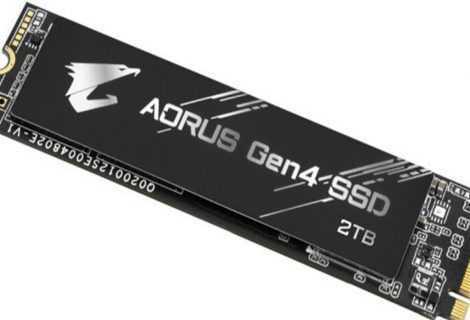 Gigabyte: presentati i nuovi SSD PCIe senza dissipatore