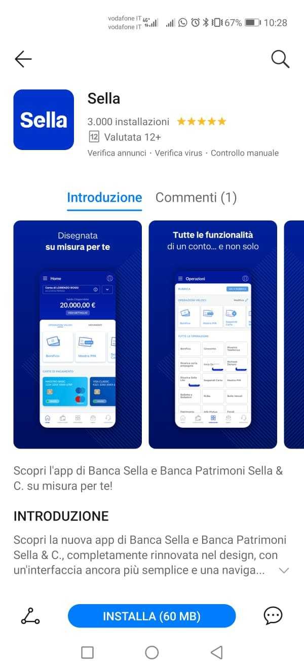 L'app Sella è ora disponibile su Huawei AppGallery