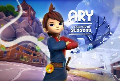 Anteprima Ary and the Secret of Seasons: diventiamo Guardiani delle Stagioni
