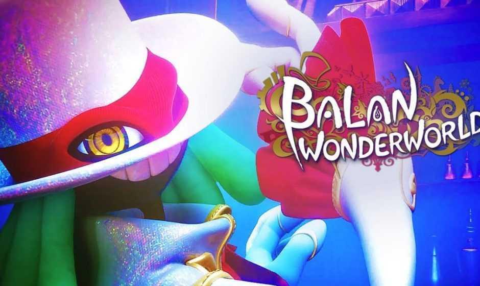 Balan Wonderworld: il nuovo titolo dai creatori di Sonic in arrivo per Xbox One e Series X