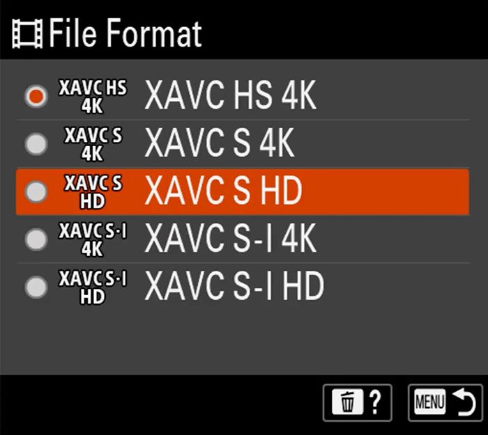 Sony A7s III: informazioni e immagini in anteprima
