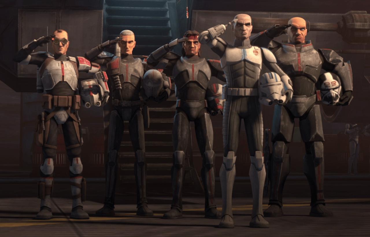 In arrivo la nuova serie animata di Star Wars, The Bad Batch