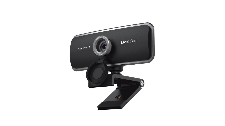 Live! Cam Sync 1080p: nuova webcam con doppio microfono da Creative
