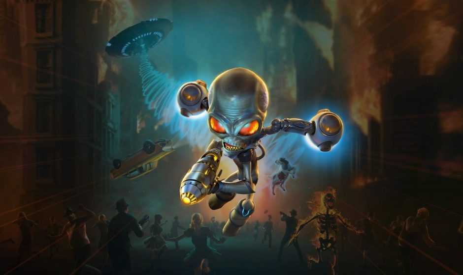 Recensione Destroy All Humans Remake: dannati comunisti!