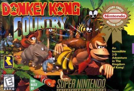 Retrogaming: grandi avventure a Donkey Kong Country