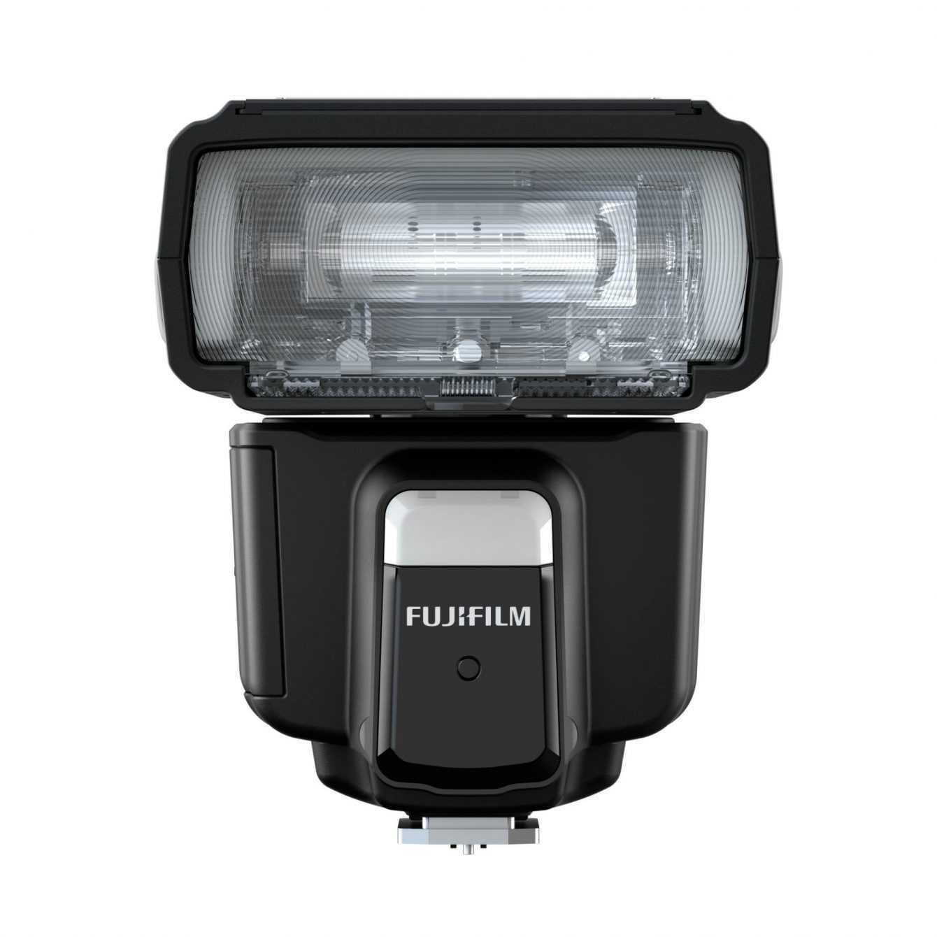 FUJIFILM: Flash a slitta EF-60 e Wireless Commander EF-W1