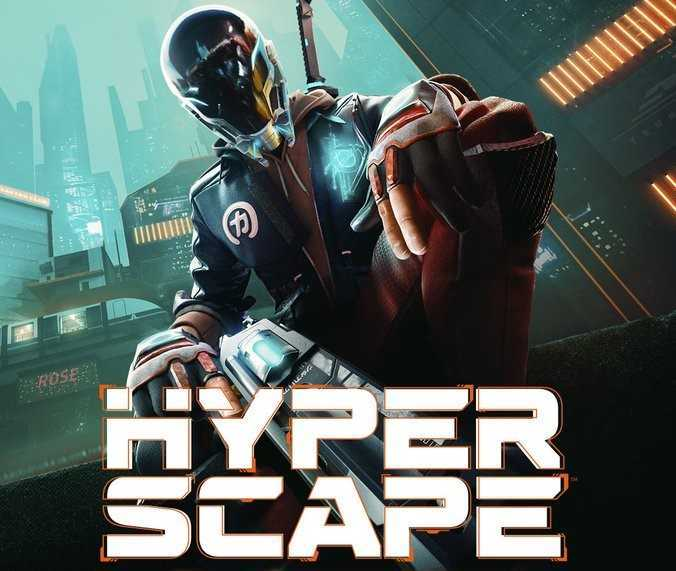 Hyper Scape: da oggi disponibile su PS4, PC e Xbox One