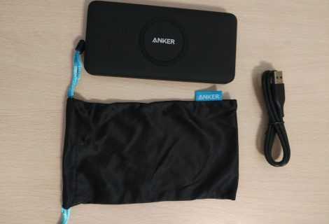 Recensione Anker PowerCore 10K Wireless, molto più che un semplice powerbank