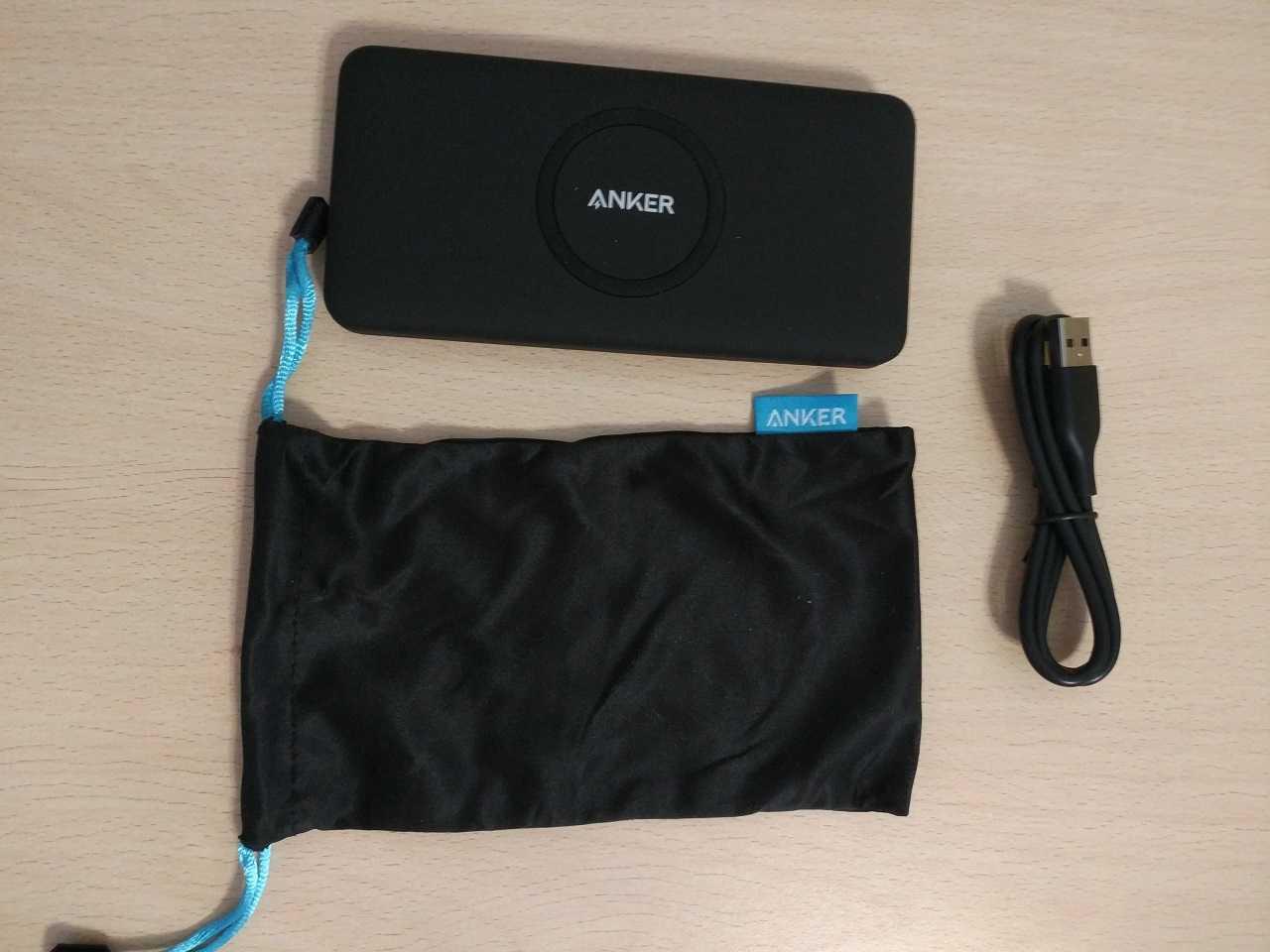 Recensione Anker PowerCore 10K Wireless, molto più che un se