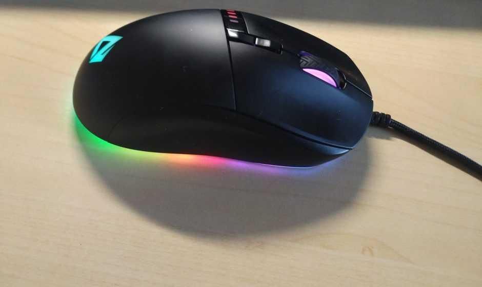 Recensione AUKEY GM-F4: il mouse da gaming economico
