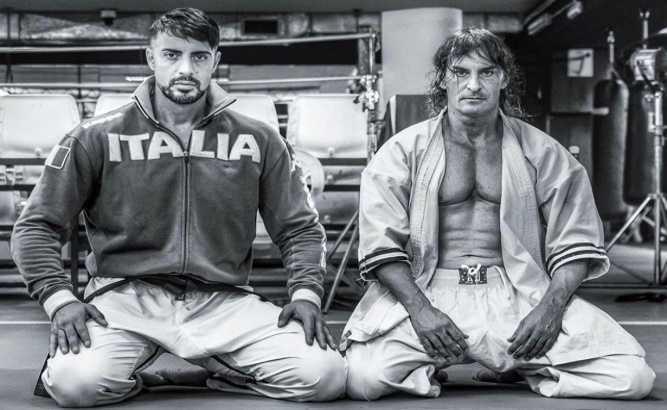 Karate man: in arrivo il film con Claudio Del Falco