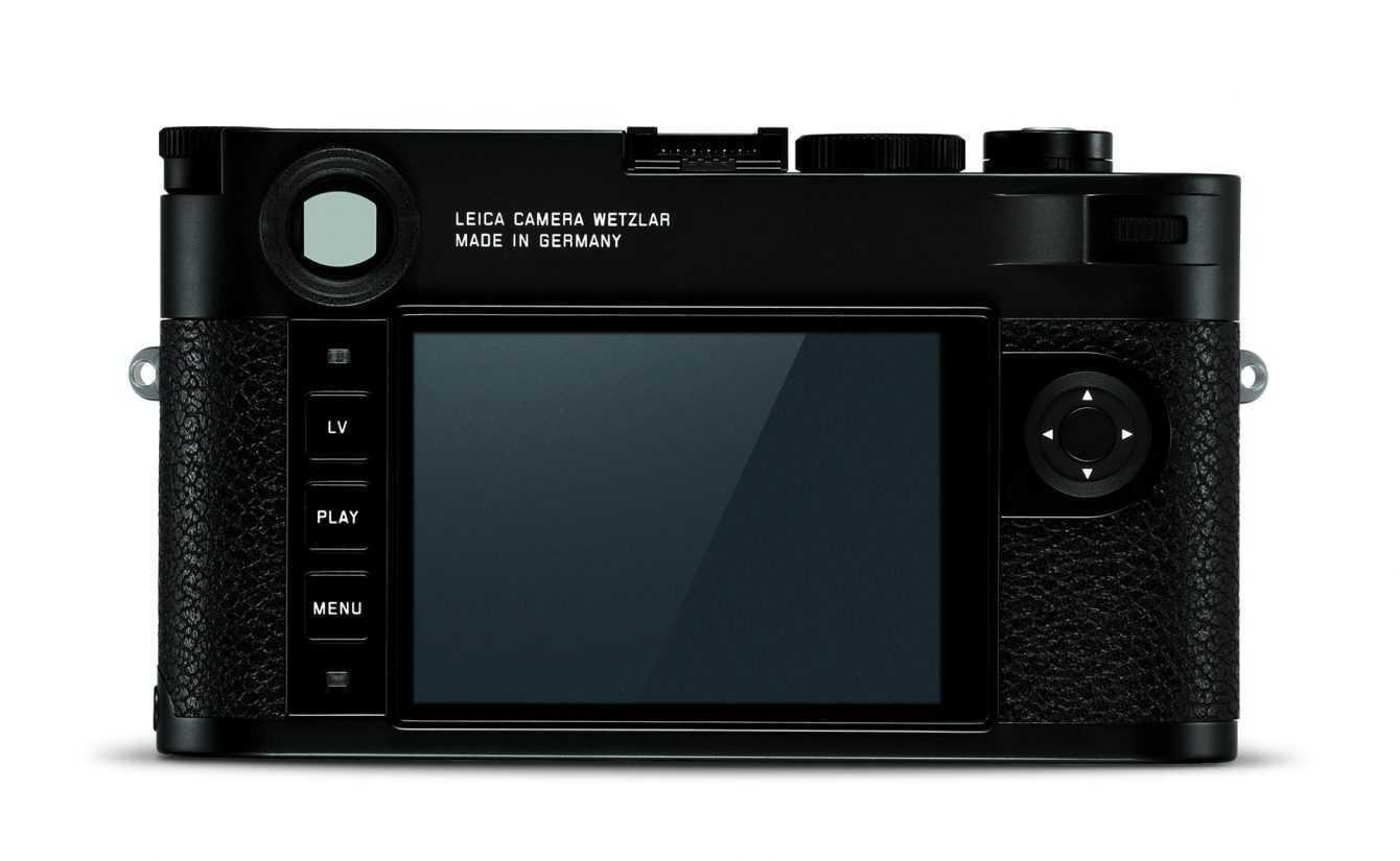 Leica M10-R: tra sensore da 40 MP e telemetro