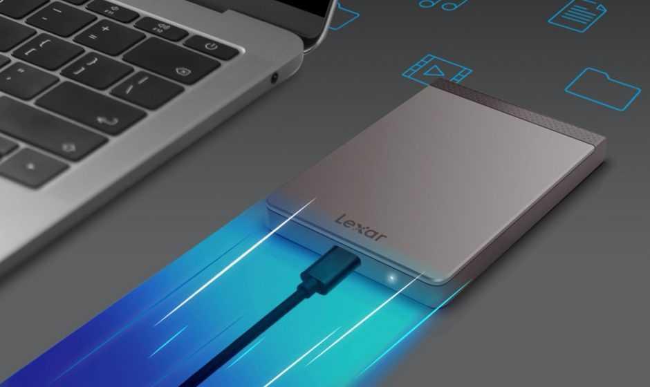 Lexar SL200: nuova linea di SSD portatili veloci, resistenti e con crittografia avanzata