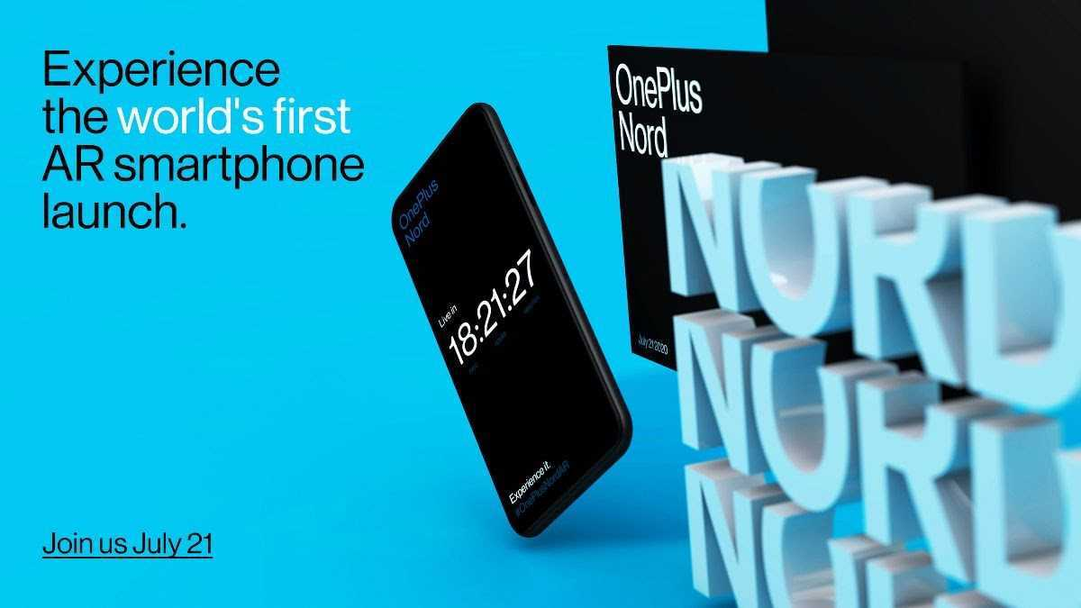 OnePlus Nord: disponibile all'acquisto dal 4 agosto