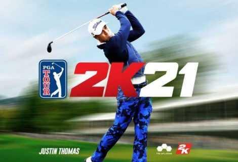 PGA TOUR 2K21: disponibile da oggi!