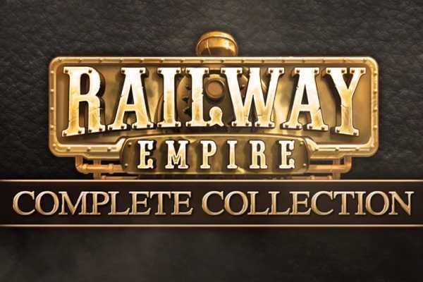 Railway Empire – Complete Collection: sta per arrivare!