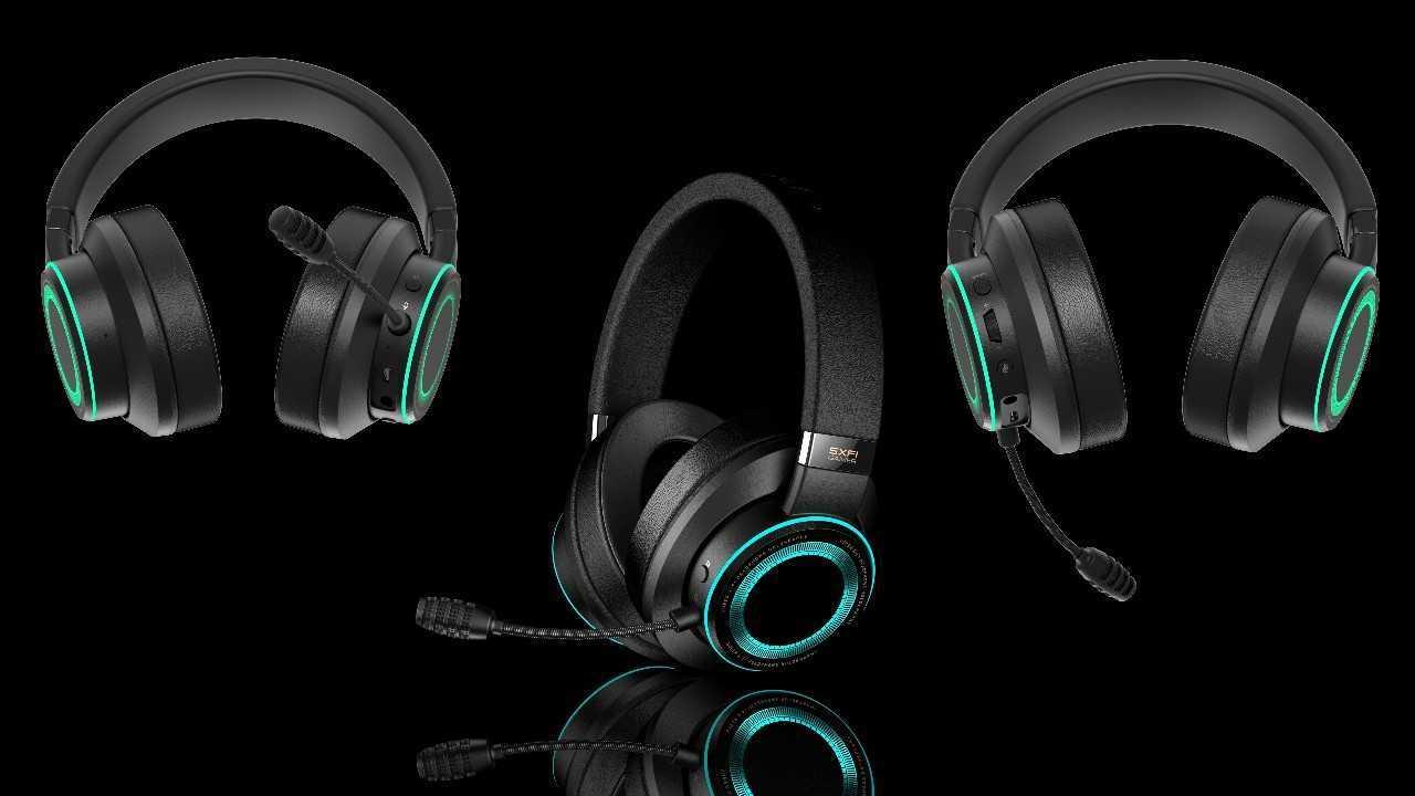 SXFI GAMER: arriva il nuovo headset con audio olografico