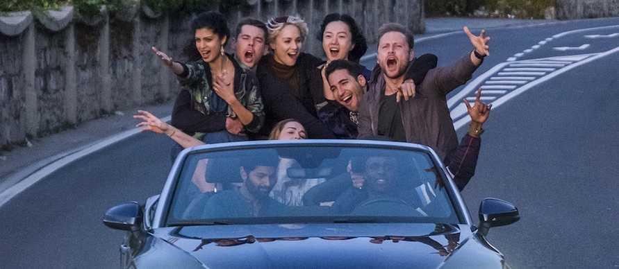 La fotografia nelle serie TV: Sense8