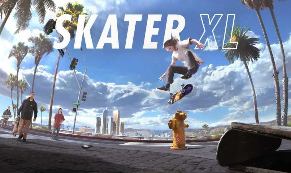 Skater XL: disponibile la mappa dell'Embarcadero Plaza