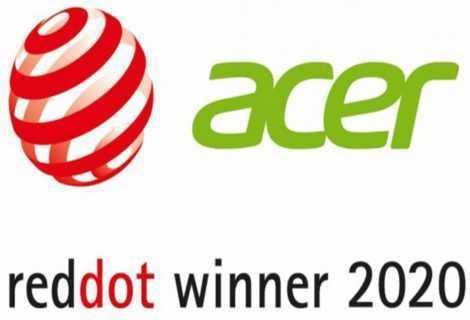 Acer: vinti ben 11 Red Dot Awards per il design