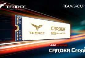 T-FORCE CARDEA Ceramic C440: SSD con sistema di raffreddamento in ceramica