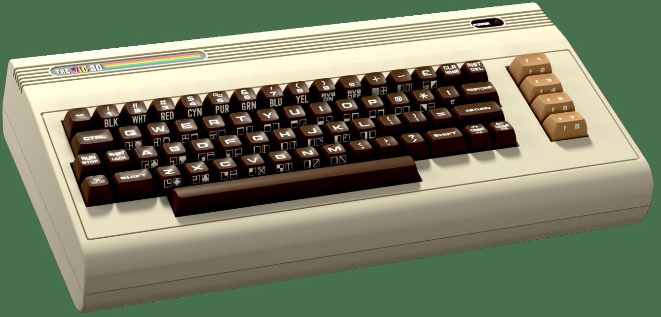 THEVIC20: torna il computer più venduto degli anni '80!