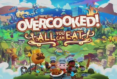 Overcooked All You Can Eat: in arrivo su PS5 e Xbox Series X