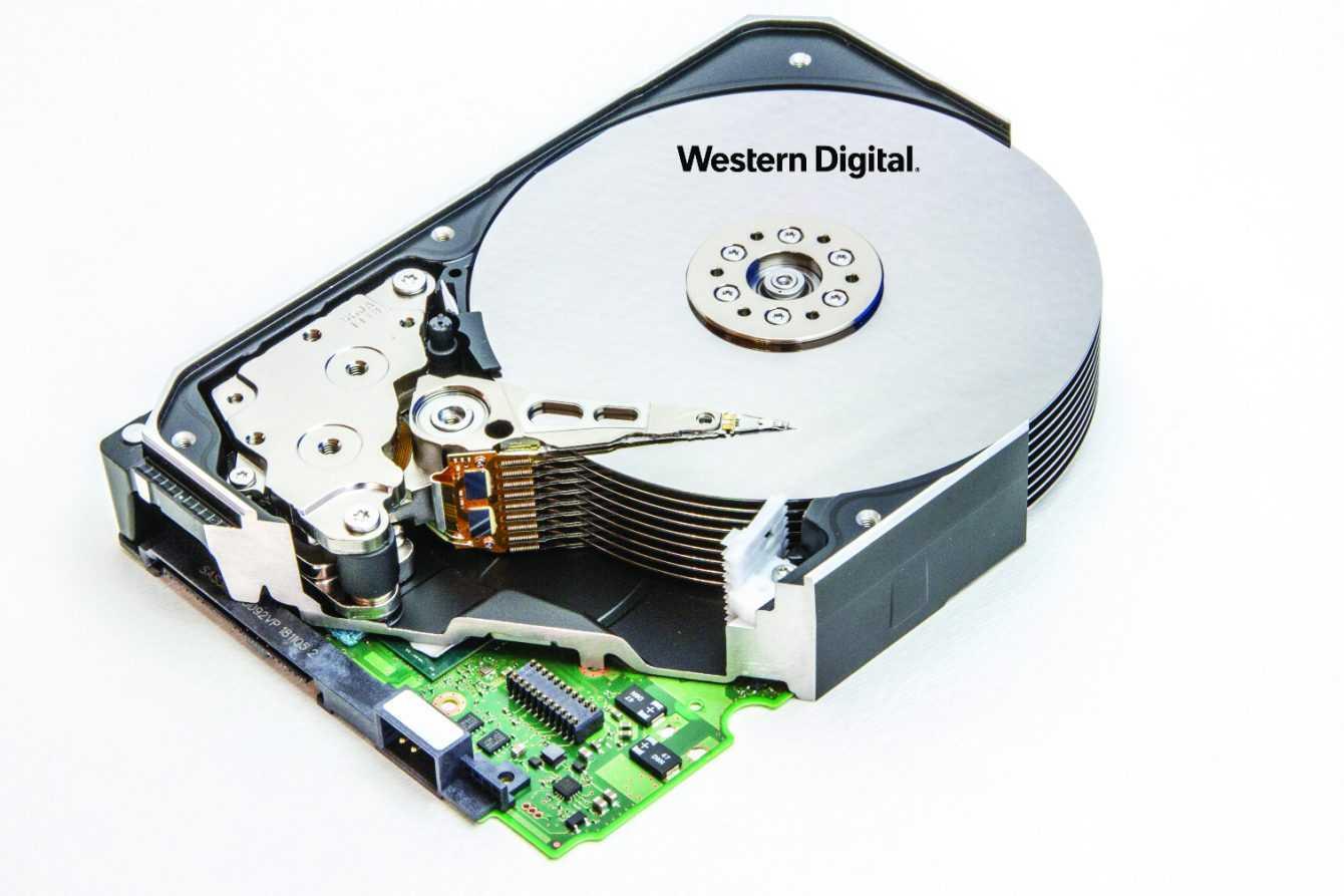 Western Digital: gli Hard Disk raggiungono i 20 TB
