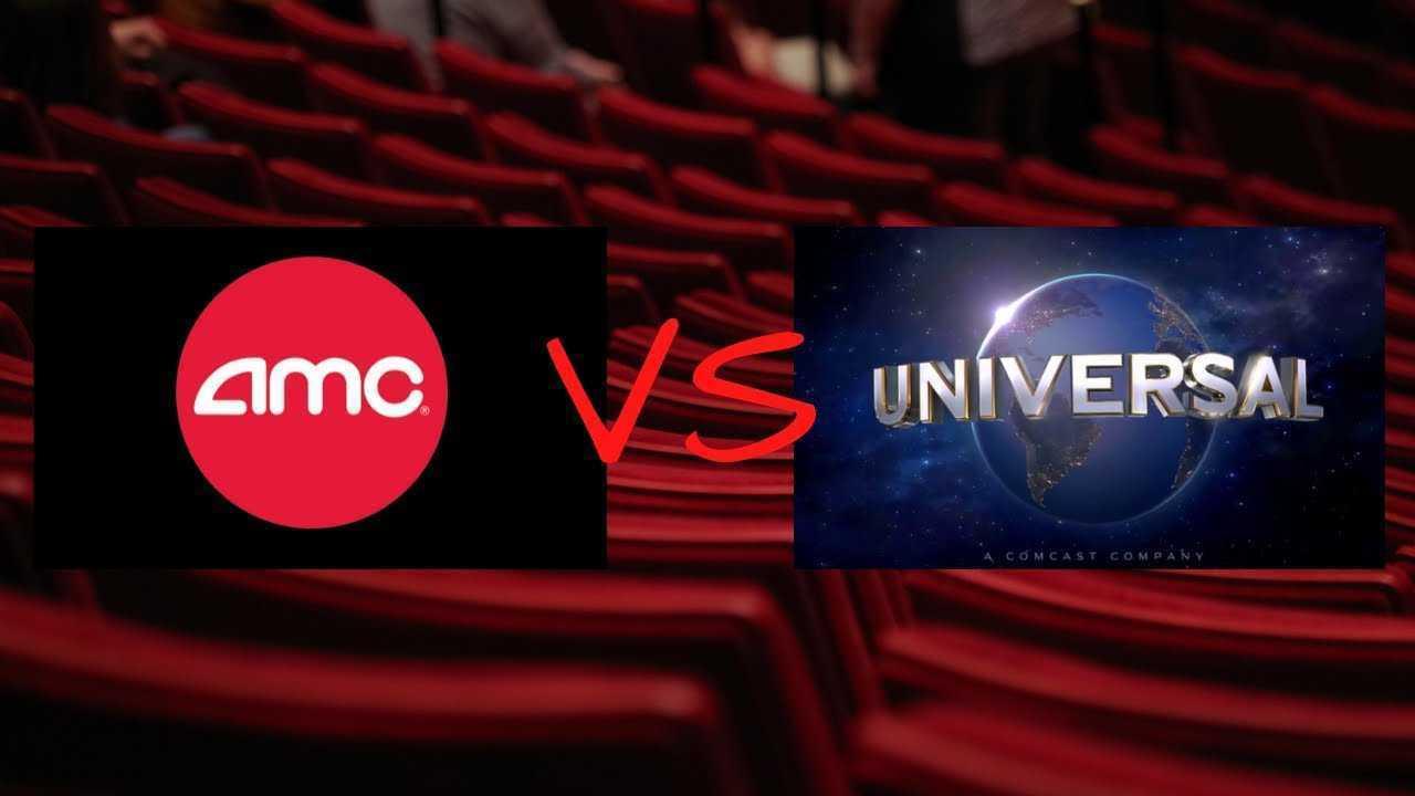 Universal ed AMC Theatres: accordo raggiunto!