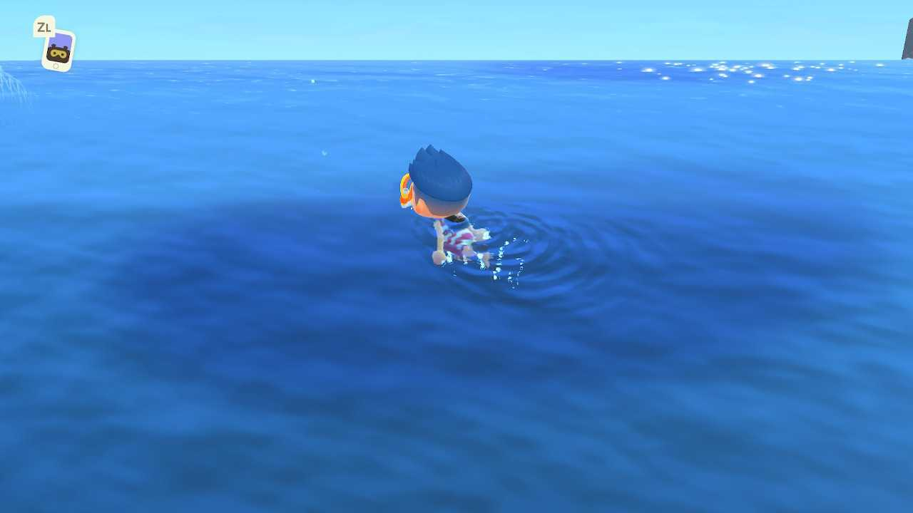 Animal Crossing: New Horizons, guida a Pasqualo e al Set Sirena