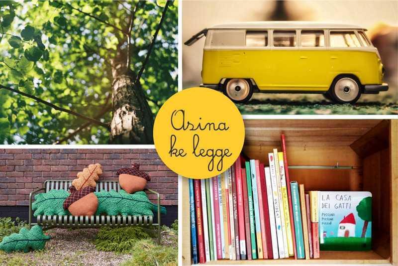 Asina ke legge: una libreria itinerante tra le valli piemontesi